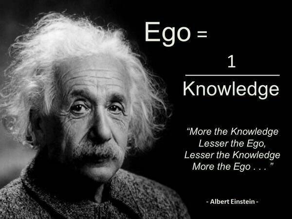 Read our blog: From Ego to Ego-less