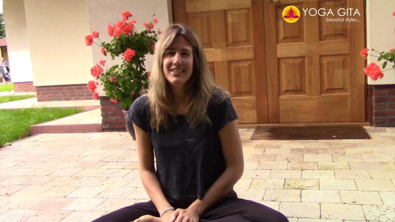 Yoga Gita testimonial by Linda – The Netherlands
