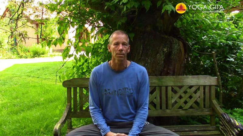 Yoga Gita testimonial by Walter – The Netherlands