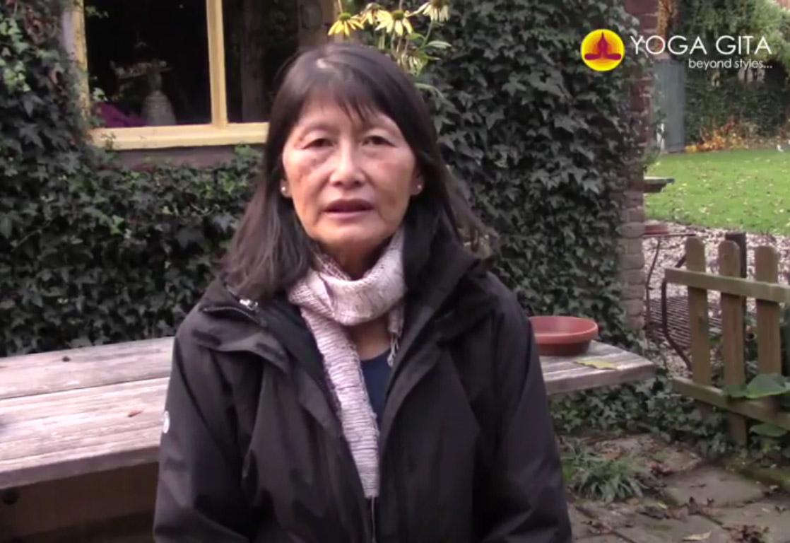 Yoga Gita testimonial by Mui – Germany