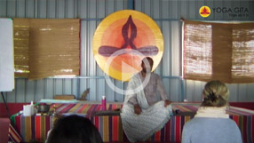 What is meditation? Expression of the totality